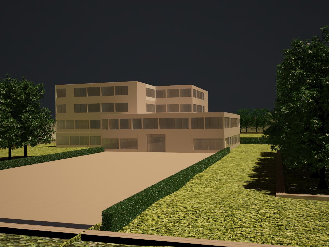 پروژه بیمارستان عمومی