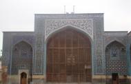 پروژه اتوکد بقعه شیخ صفی الدین اردبیلی