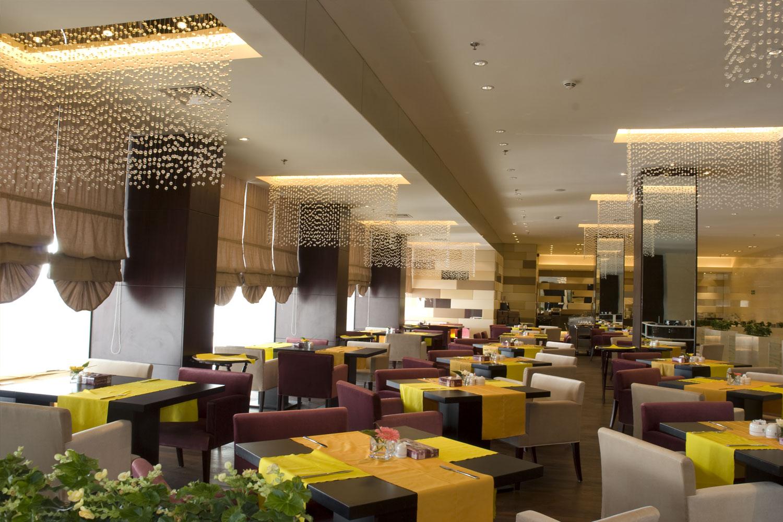 پروژه اتوکد کامل رستوران
