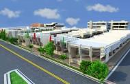 پروژه مرکز فرهنگی هنری تفریحی سبز