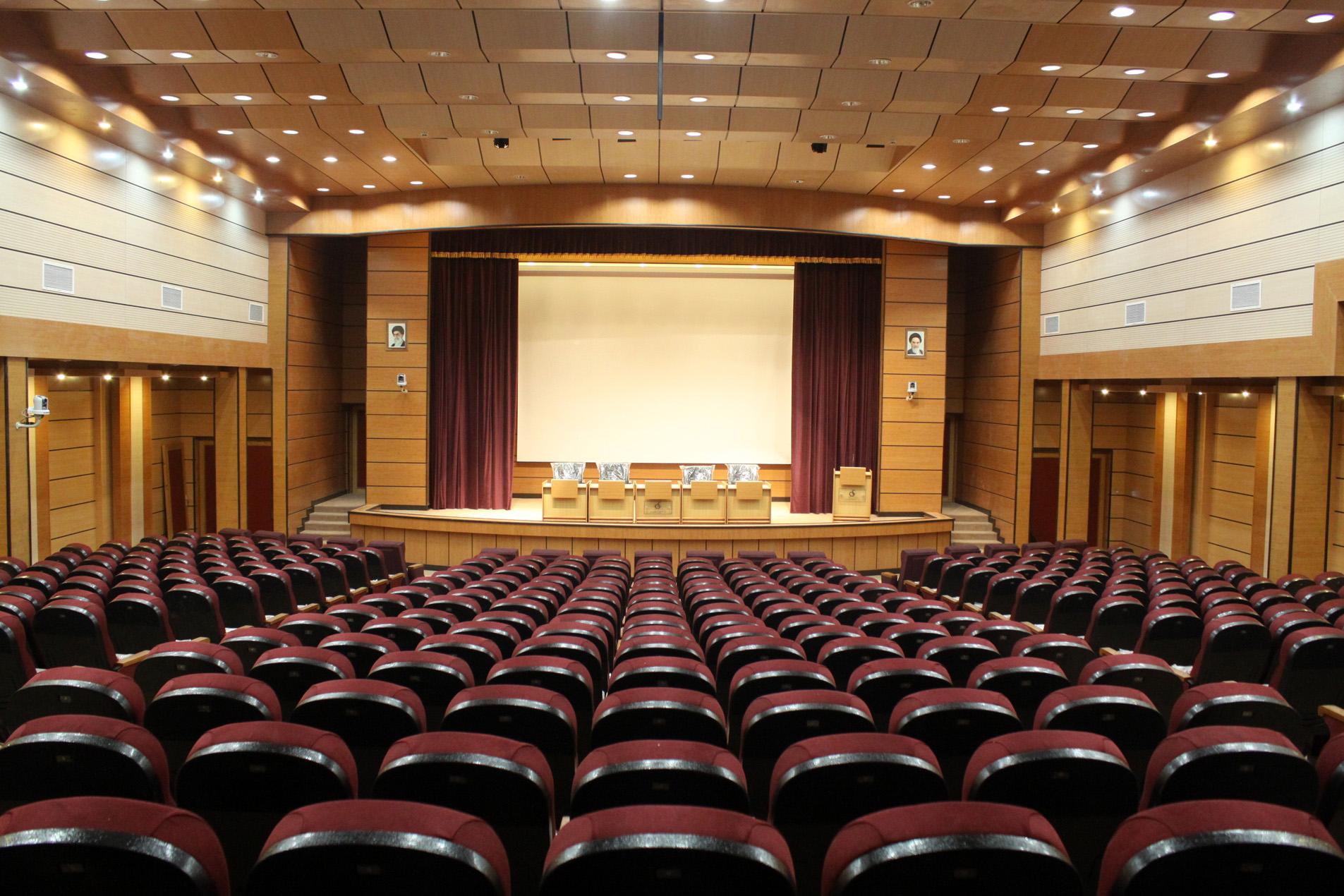 پروژه مرکز کنفرانس و اقامتی