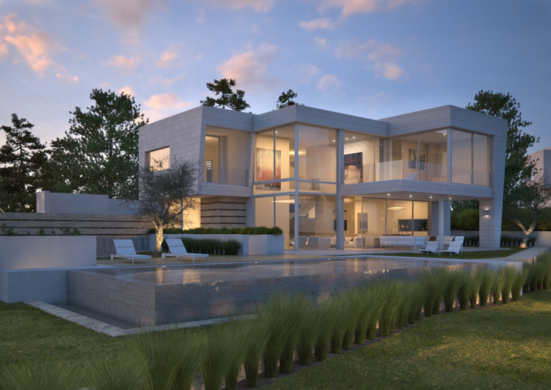 for Villa moderne 2016