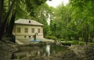 پروژه طراحی موزه آب