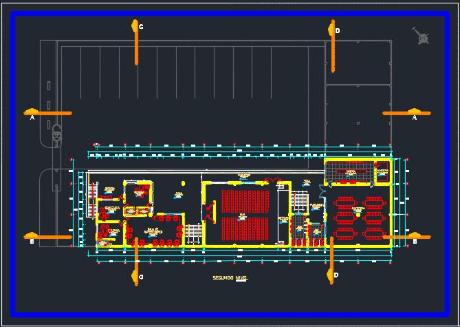 طراحی شهرداری