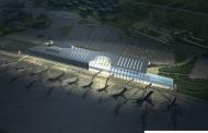 طراحی سه بعدی فرودگاه بین المللی