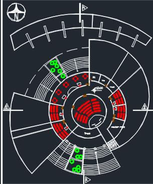 دانلود نقشه موزه هنر
