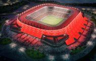 پروژه اتوکد استادیوم فوتبال
