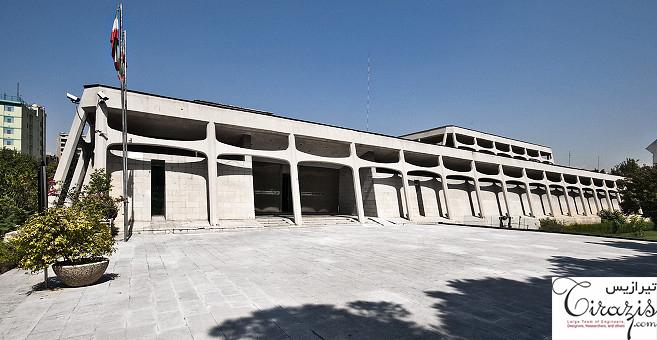 پاورپوینت نمونه موردی موزه فرش