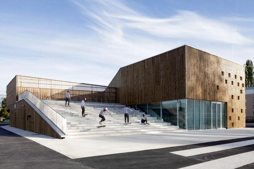 دانلود پروژه اتوکد مرکز فرهنگی