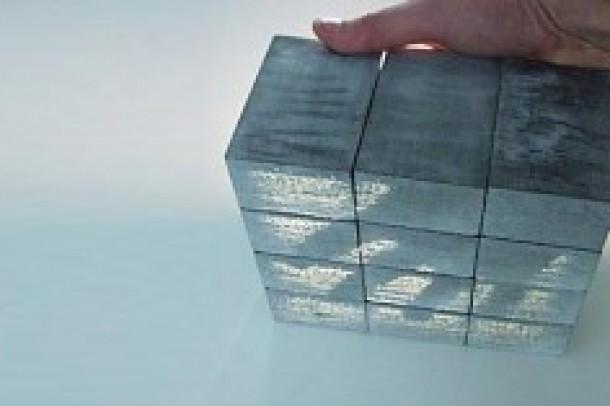 پروژه پاورپوینت مصالح جدید در صنعت ساختمان